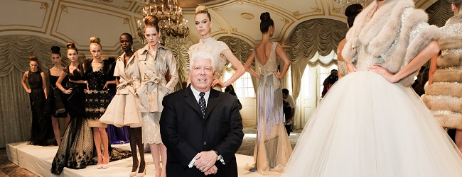 Five Minutes with Fashion Designer Dennis Basso