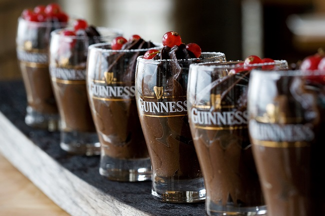 How To Make Guinness Chocolate Mousse