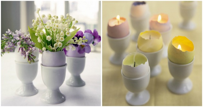 Martha Stewart Easter Table Decorations